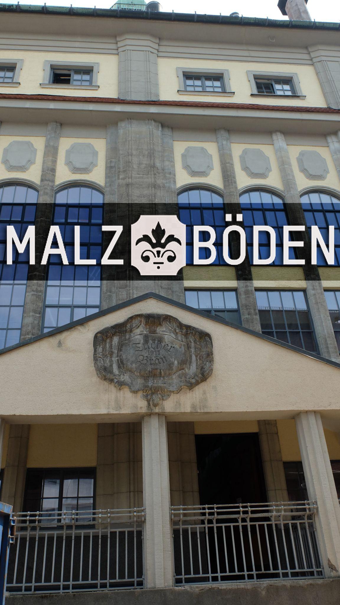 Team Boeheim, fränkisches Bier & Fürther Stahlmöbel in den Malzböden – wir freuen uns!